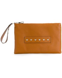 Studded Handle Clutch
