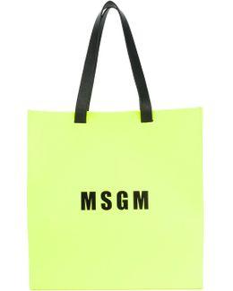 Mini Logo Shopper