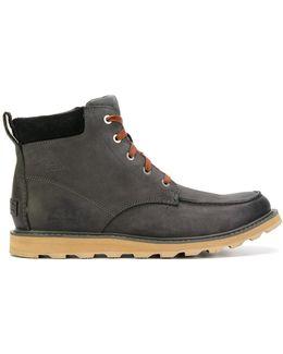 Madson Moc Toe Boots