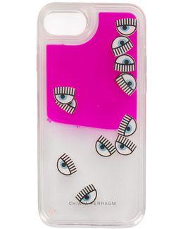 Eyes Gel Iphone 7 Case