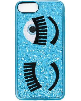 Flirting Glitter Iphone 6 Plus Case