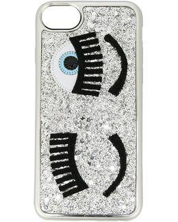 Flirting Glitter Iphone 6 Case