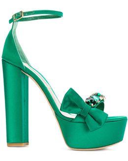 Candice Heeled Sandals