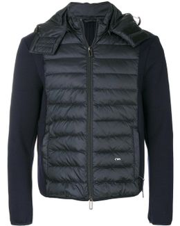 Padded Panel Jacket