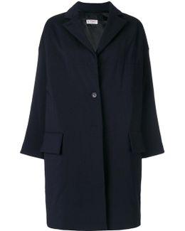 Flap Pocket Coat