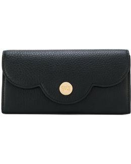 Scallop Edge Wallet