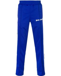 Fitted Track Trousers