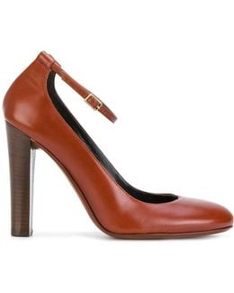 Classic Buckled Pumps