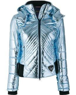 Audrey Metallic Jacket