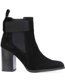 Elasticated Ankle Boots