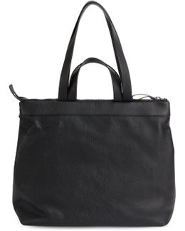 Multi Handle Shoulder Bag