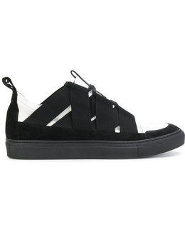 Strap Detail Sneakers