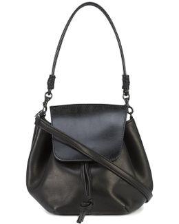 Thick Flap Pochette Bag