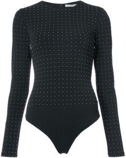 Studded Bodysuit