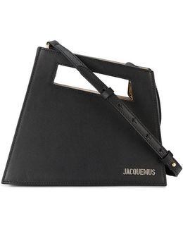 Black Le Petit Small Leather Cross-body Bag