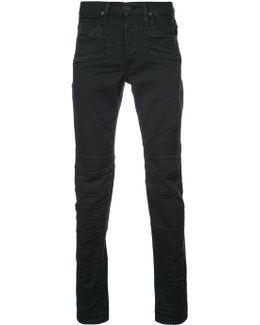 Blinder Skinny Moto Jeans