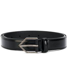 Triangle Buckle Belt