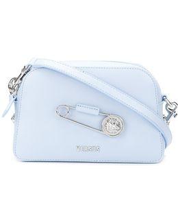 Safety Pin Shoulder Bag