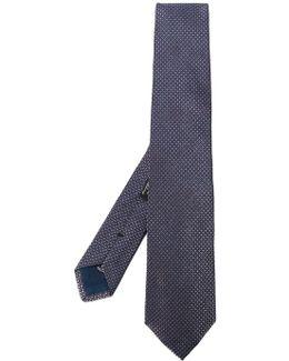 Woven Pattern Tie