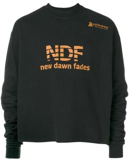 New Dawn Fades Sweatshirt