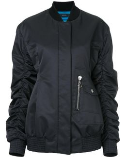 Cars And Races Bomber Jacket