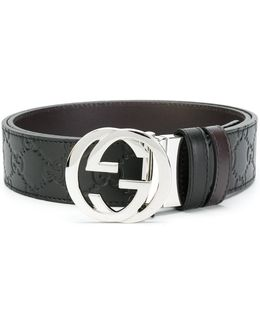 Gg Supreme Reversible Belt