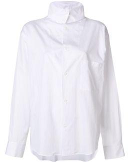 High Neck Shirt
