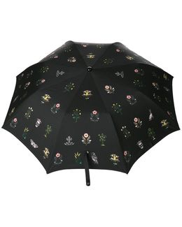 Medieval Print Umbrella
