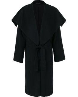 Layered Tailored Coat