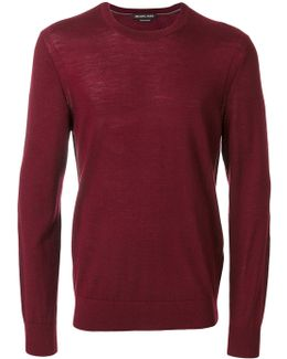 Slim Fit Knitted Jumper