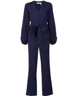 Iconic Crepe Jumpsuit