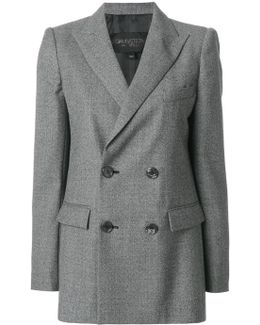 Double-breasted Classic Blazer