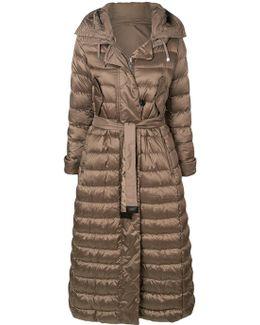 Hooded Padded Coat