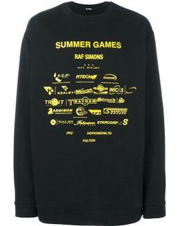 Summer Games Sweatshirt