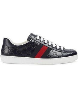 Ace Signature Sneaker