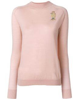 Hand Patch Sweater