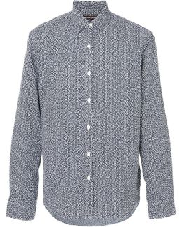 Speckled Long Sleeved Shirt
