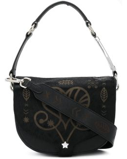 Embellished Star Tote Bag
