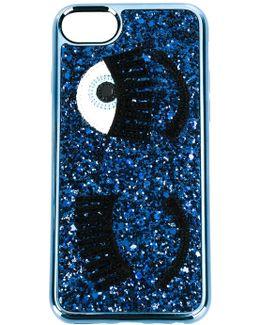 Eyes Blink Iphone7 Case