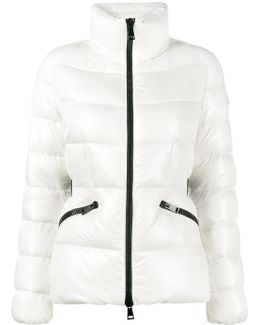 Feather Down Puffer Jacket