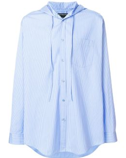Fusion Hooded Shirt