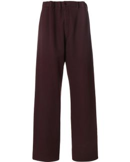Elasticated Chino Pants