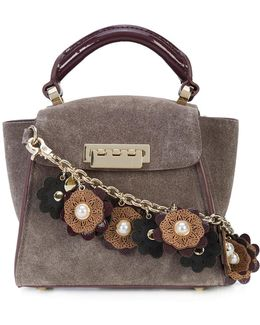 Embellished Mini Tote