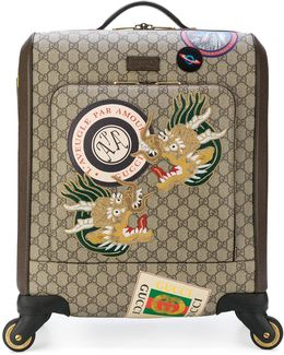 Courrier Gg Supreme Carry-on