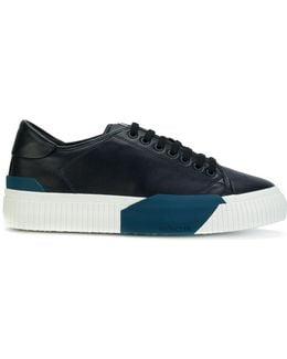 Platform Low Top Sneakers