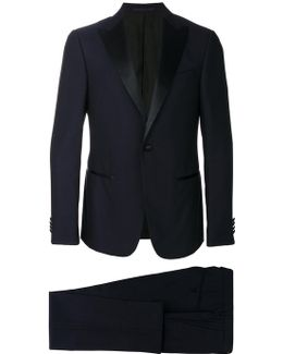 Formal Fitted Suit