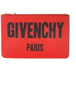 Iconic Printed Medium Pouch