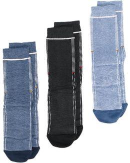 Socks Pack Of Three