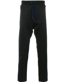Stripe Detail Track Pants