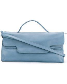 Fold Over Large Shoulder Bag